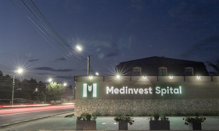 Inauguram Spitalul de Boli Cronice si Ingrijiri Paliative Medinvest